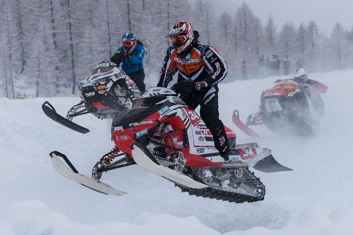 CAMPIONATO ITALIANO MOTOSLITTE 2016