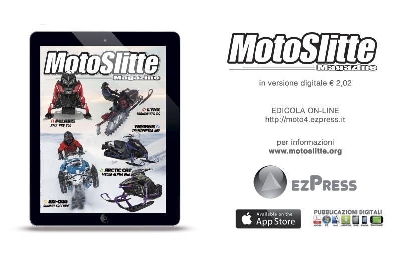 Motoslitte n°66