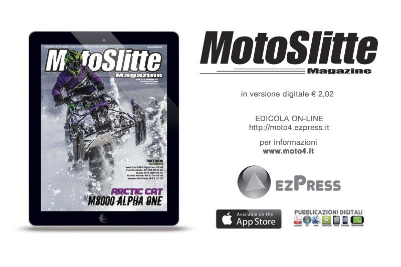 Motoslitte 67 digitale