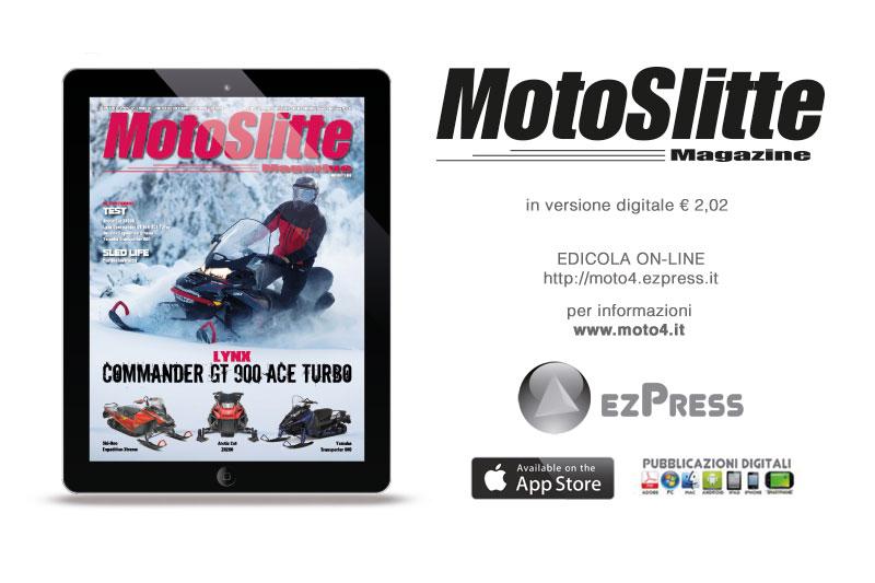 Motoslitte n73