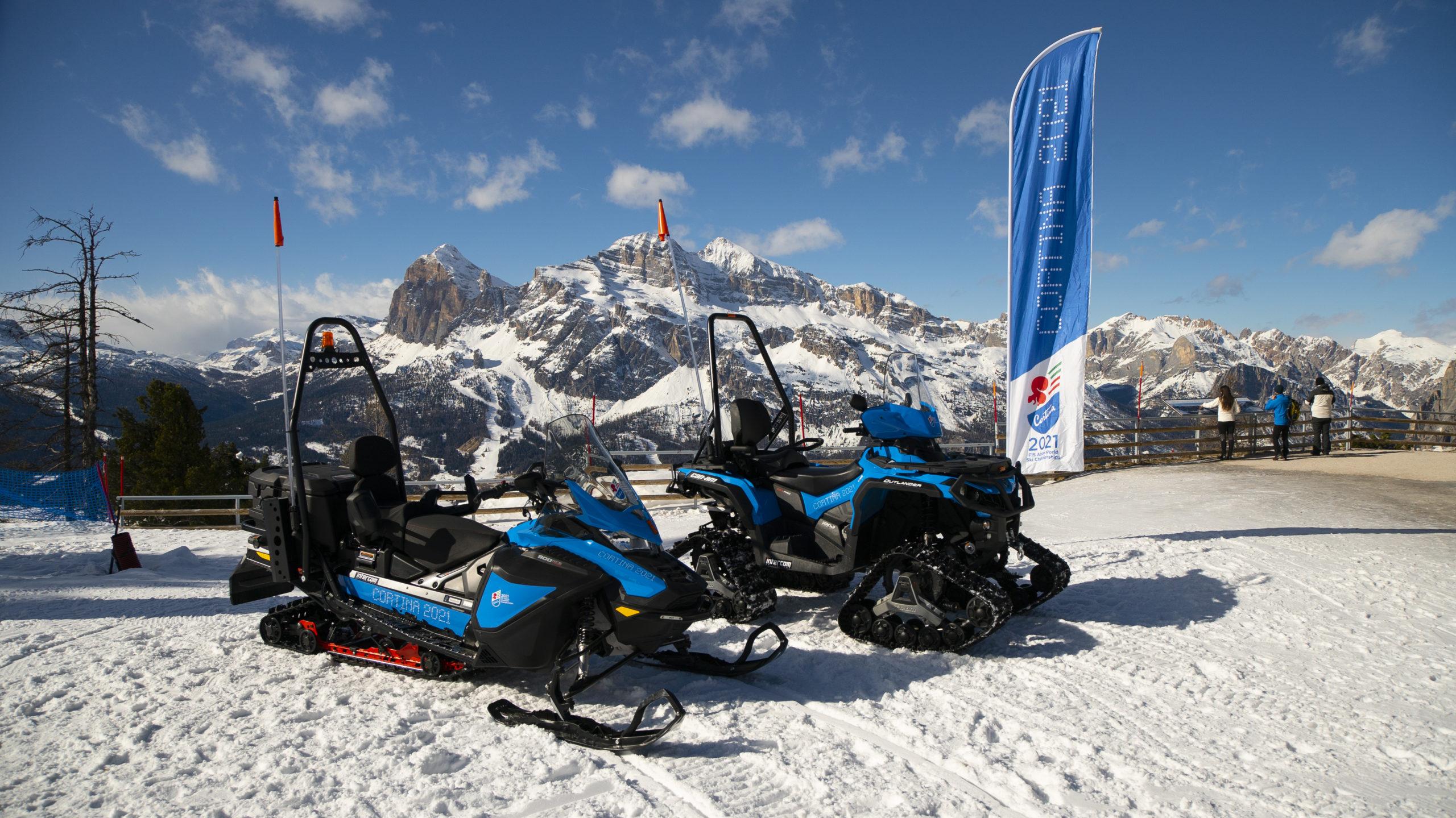 Intercom Dr. Leitner è technical supplier ufficiale di Cortina 2021